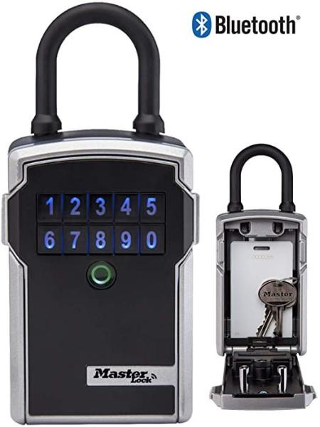 Boite à clé portable MASTER LOCK 5440EURD bluetooth