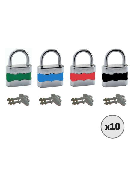 Lot de 10 cadenas TOKOZ Duplo 45