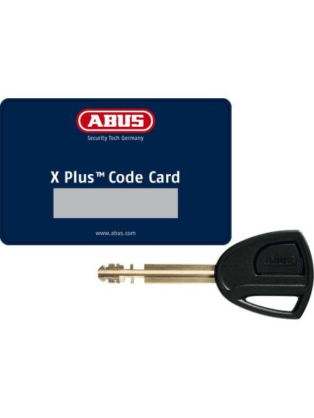 Bloque disque SRA ABUS Granit Detecto 8008 X-PLUS avec alarme