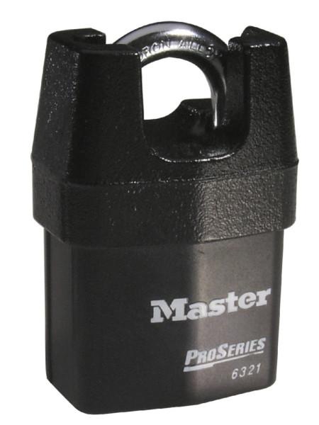 Cadenas Master Lock 6321EURD avec anse protégée