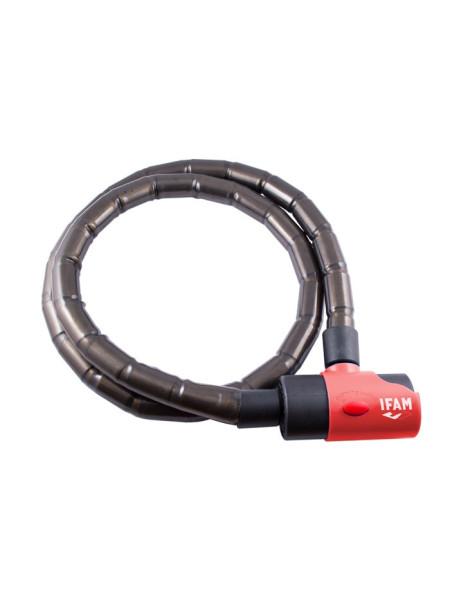 Câble antivol avec alarme IFAM Wheelie